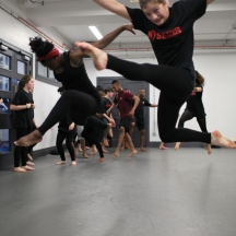 Company class at REACH 2012