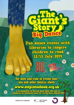 Big Dance and Summer Reading Challenge 2014